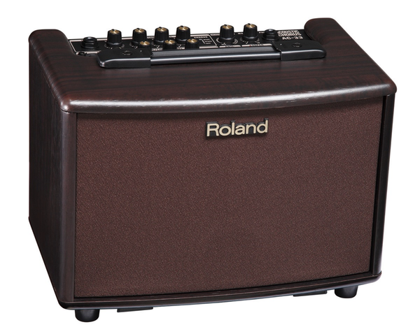 Roland AC-33RW Battery-Powered Acoustic Chorus Amp Rosewood - Bananas at Large - 1