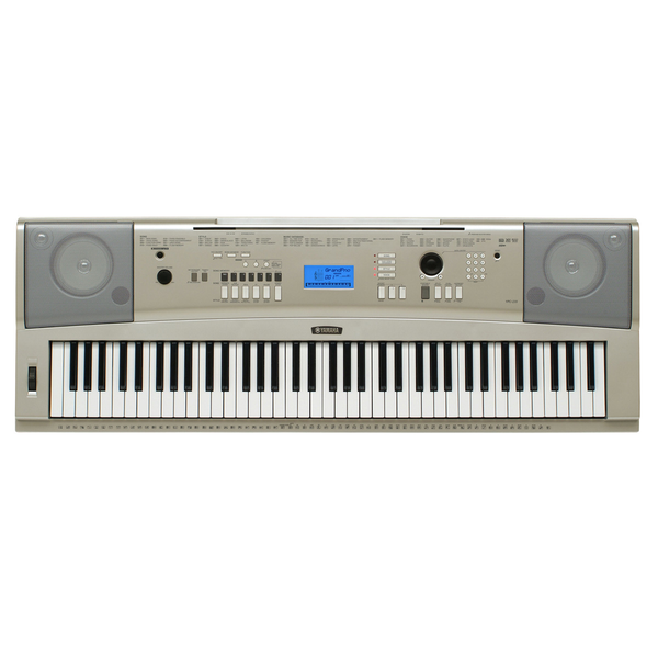 Yamaha YPG-235 Piano-Focused 76-Key Yamaha Portable Grand - Bananas at Large - 1