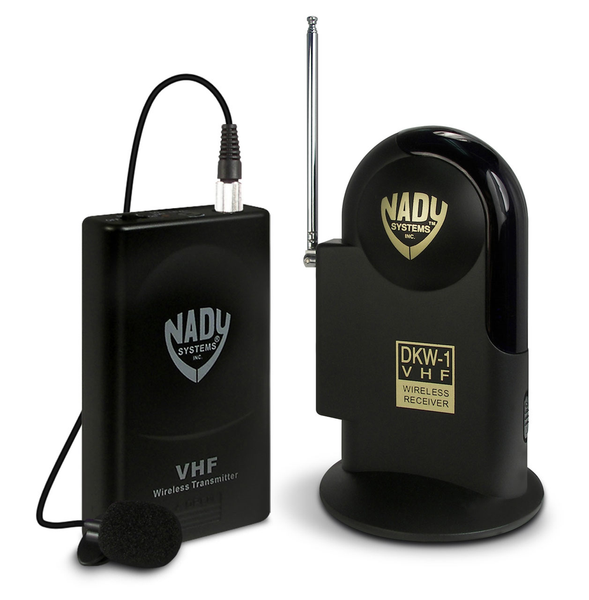 Nady DKW-1LT/U  Lavalier Wireless Microphone System - Bananas at Large