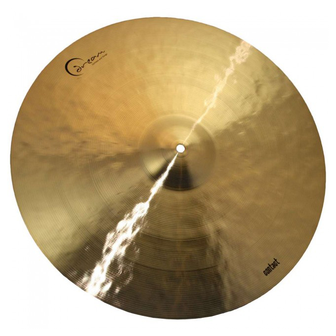 Dream Cymbals C-CR16 Contact Series 16 in. Crash Cymbals - Bananas At Large®