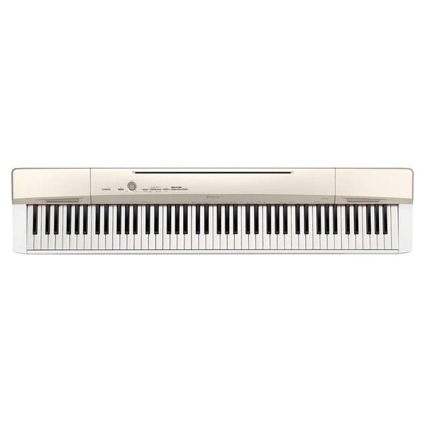 Casio PX-160GD Privia 88 Key Digital Piano - Champagne Gold - Bananas at Large