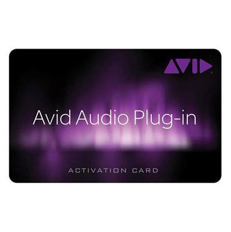 Avid Audio Plug-in Tier 1 Activation [Download] - Bananas at Large