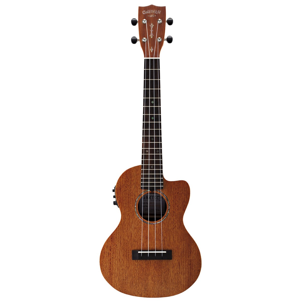 Gretsch G9121 Tenor A.C.E Ukulele with Rosewood Fingerboard - Honey Mahogany Stain - Bananas At Large®