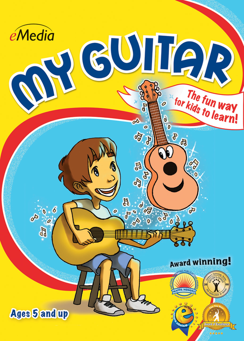 eMedia My Guitar - Windows [Download] - Bananas at Large - 1