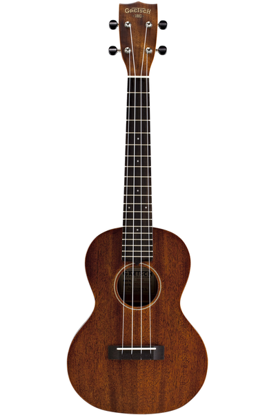 Gretsch G9120 Tenor Standard Ukulele with Gig Bag - Vintage Mahogany Stain - Bananas At Large®