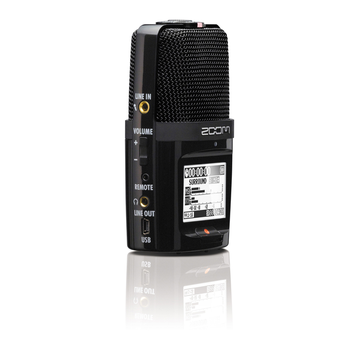 Zoom H2n Handy Recorder - Bananas at Large - 3