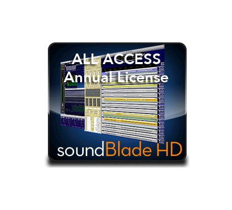Sonic Studio soundBlade All Access HD [Download] - Bananas at Large - 1