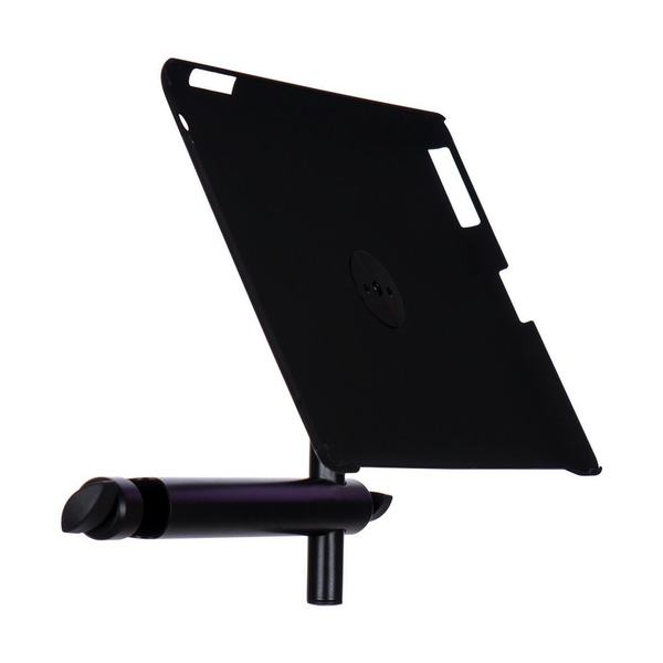 On-Stage TCM9160B IPad Snap-On Cover with Mounting Bar - Black - Bananas at Large - 1