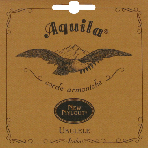 Aquila Ukulele Baritone Nylgut Wound D and G Set AQB - Bananas At Large®
