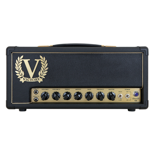 Victory Amplification Sheriff 44 Hand Wired 44 watt All Valve Tube Head - Bananas at Large - 1