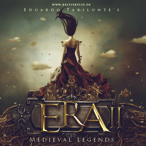 Best Service ERA II Medieval Legends Set Historical Instruments [Download] - Bananas At Large®