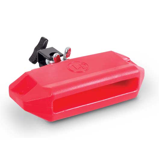 Latin Percussion LP1207 Jam Block Medium Pitch - Red
