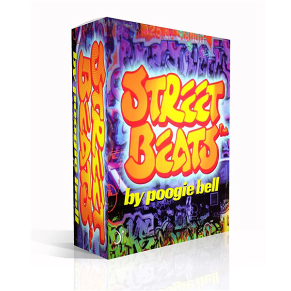 Q Up Arts Streetbeats EXS HipHop Beats Samples by Poogie Bell [Download] - Bananas at Large