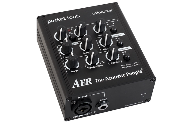 AER COLOURIZER-2 Direct Box and Preamp