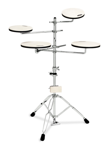 DW DWCPPADTS5 Smart Practice Series Go Anywhere 5-Piece Practice Set