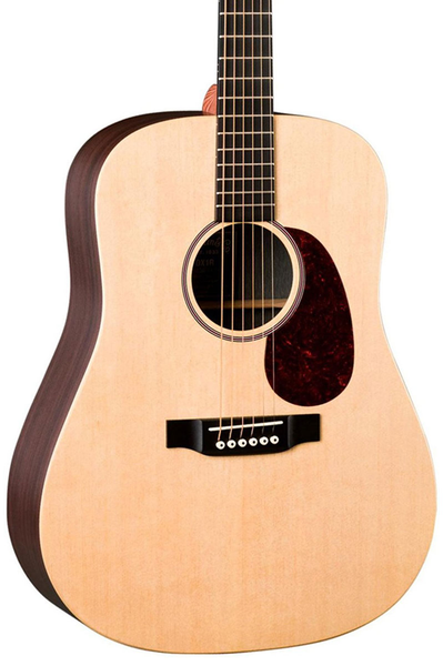 Martin DX1RAE X Series Dreadnought Acoustic Electric Guitar