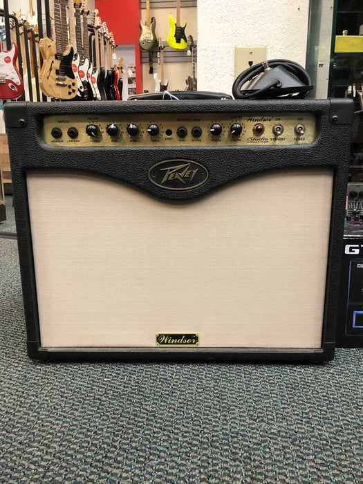 Peavey Windsor Combo Amplifier (Pre-Owned)