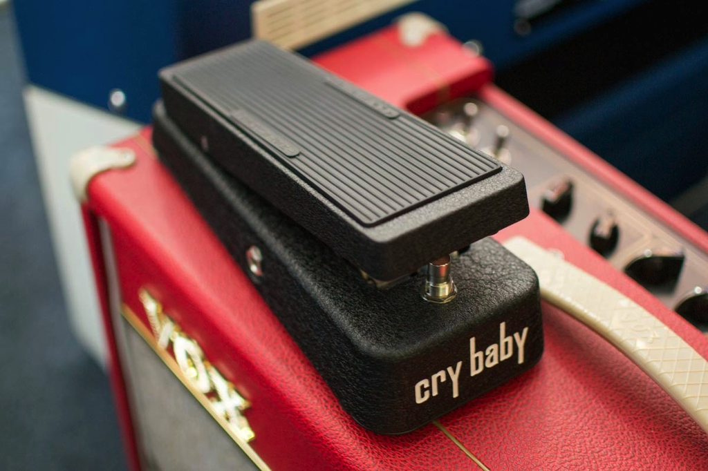 Dunlop CM95 Clyde McCoy Wah Pedal - Bananas at Large - 3