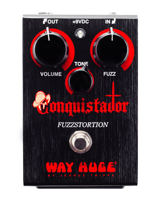 Way Huge WHE406 Conquistador Fuzzstorian - Bananas at Large