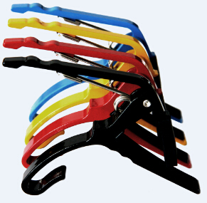Trigger Style Colored Capo - Bananas at Large