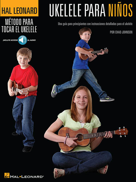 Hal Leonard Ukulele for Kids - Spanish