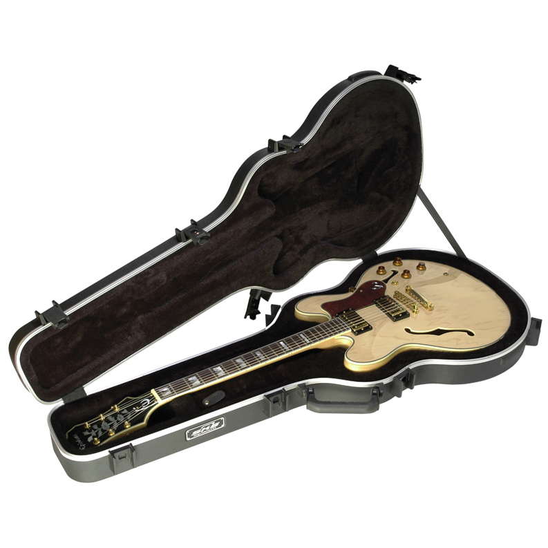SKB 1SKB-35 Thin Body Semi-Hollow Guitar Case - Bananas at Large