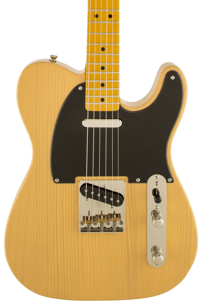 Squier Classic Vibe Telecaster 50s with Maple Fingerboard - Butterscotch Blonde