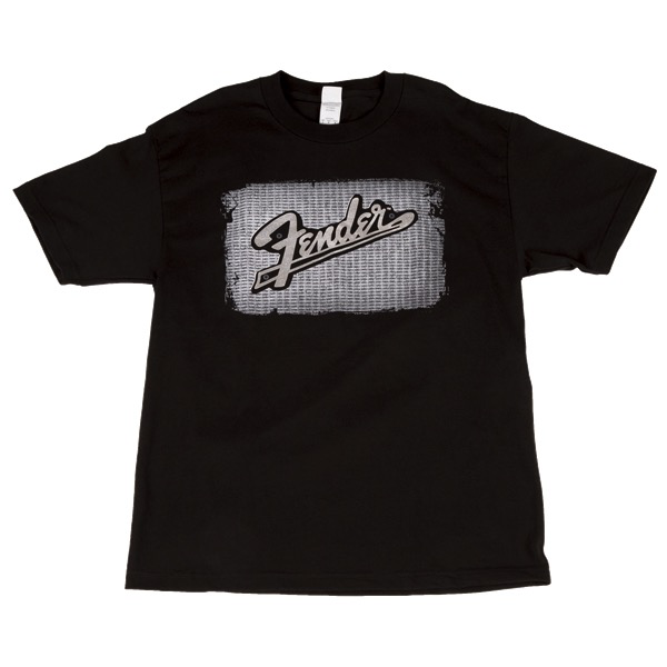 Fender Amp T-Shirt, Black, XL - Bananas at Large - 1
