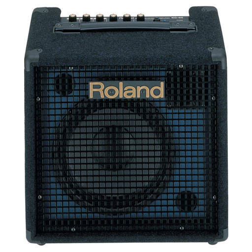 Roland KC-60 3-Channel 40-Watts Mixing Keyboard Amplifier - Bananas at Large