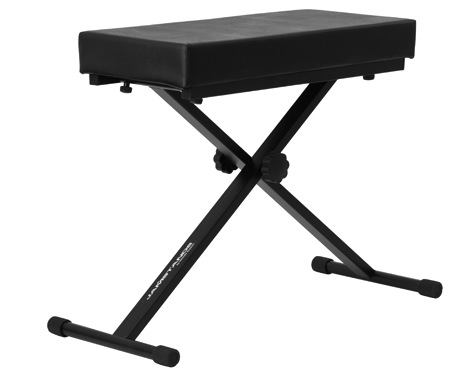 Ultimate Support JamStands Large Keyboard Bench - Bananas at Large