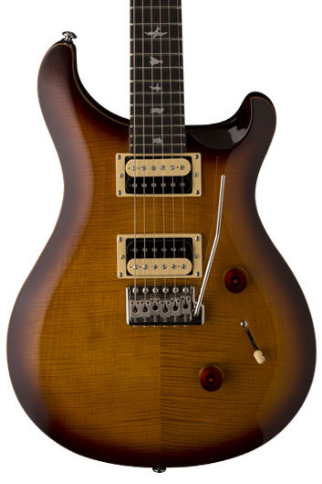 PRS SE Custom 24 with Rosewood Fingerboard - Tobacco Sunburst