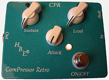 HomeBrew ComPressor Retro CPR Pedal - Bananas at Large