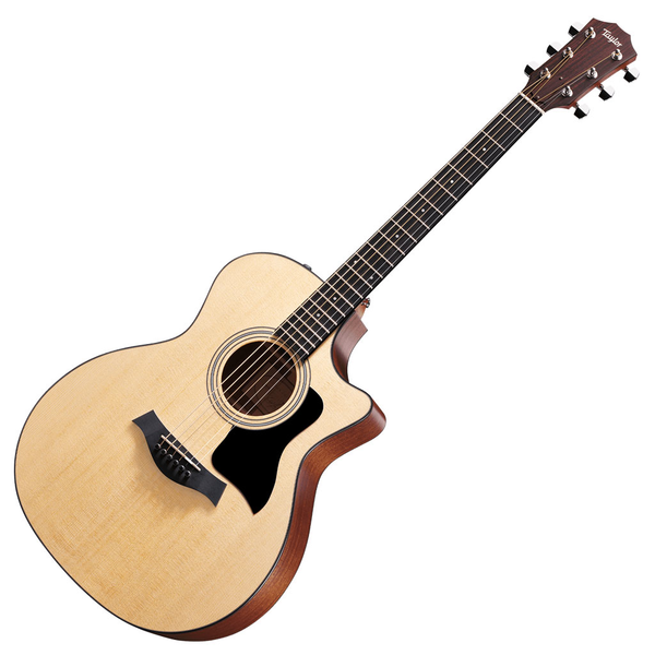 Taylor 314ce Grand Auditorium Acoustic-Electric Guitar with ES2 - Bananas at Large