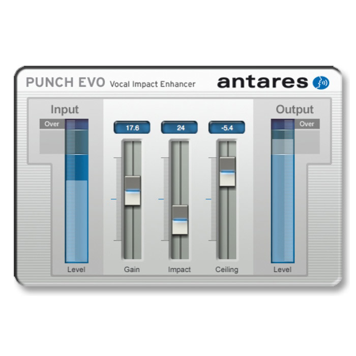 Antares 143588 Punch Evo Vocal Impact Plug-In [Download] - Bananas At Large®