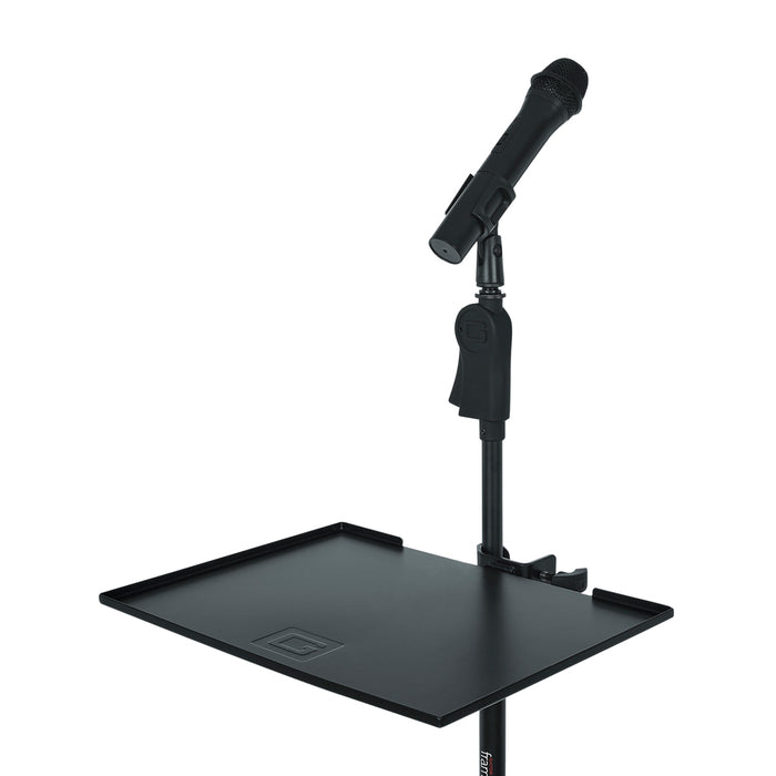 Gator Gator Frameworks 11x15 Microphone Accessory Shelf