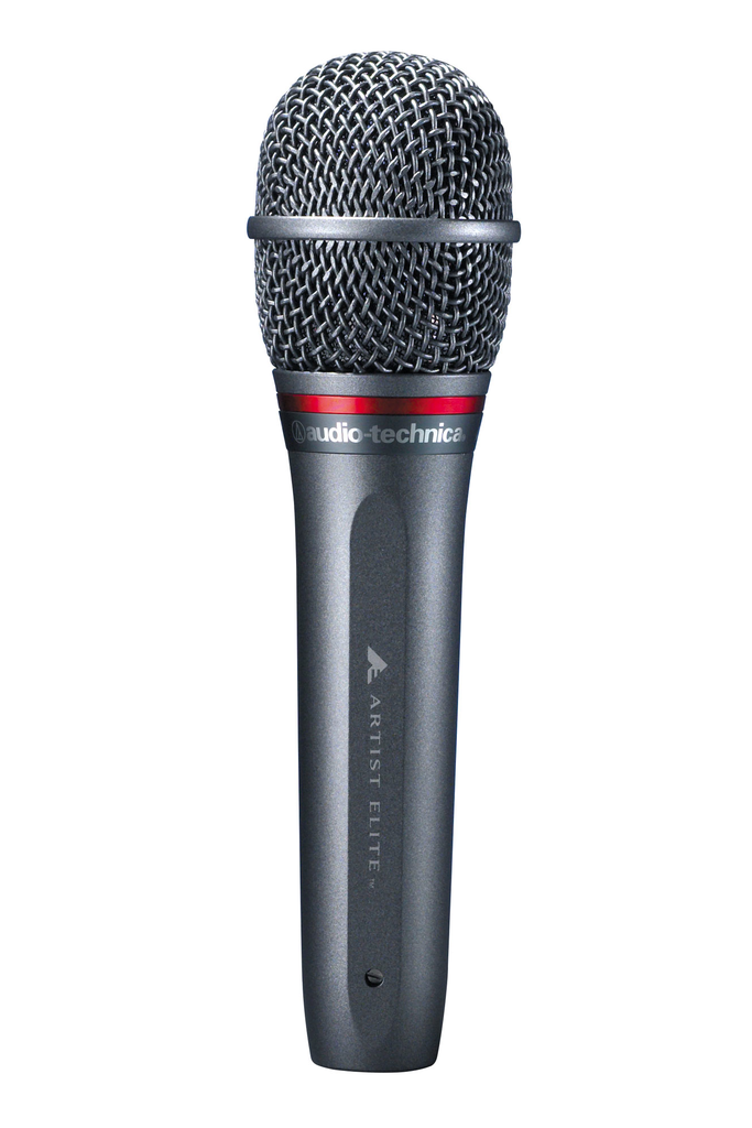 Audio Technica AE4100 Cardioid Dynamic Handheld Microphone - Bananas At Large®