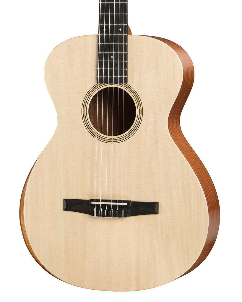 taylor a12e n academy series grand concert nylon string acoustic elect bananas at large. Black Bedroom Furniture Sets. Home Design Ideas