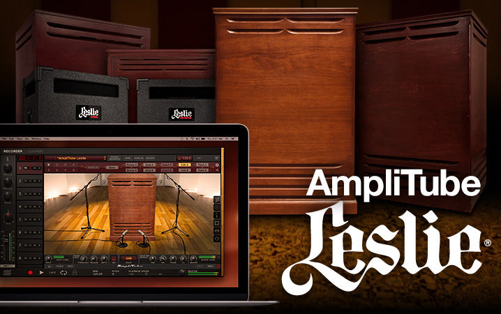 IK Multimedia Amplitube Leslie [Download]