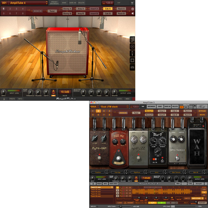 IK Multimedia AmpliTube Jimi Hendrix Power Duo Bundle [Download]