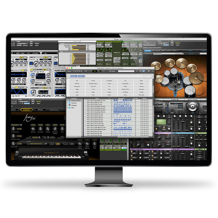 Avid Pro Tools Update Renewal for Institution [Download]