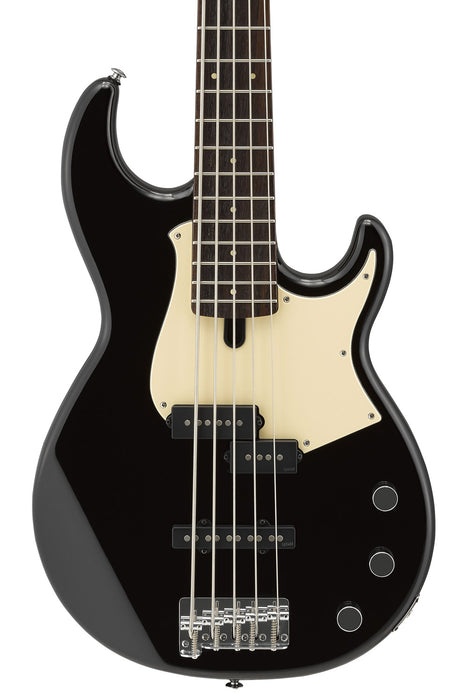 Yamaha BB435 5-String Electric Bass Guitar - Black