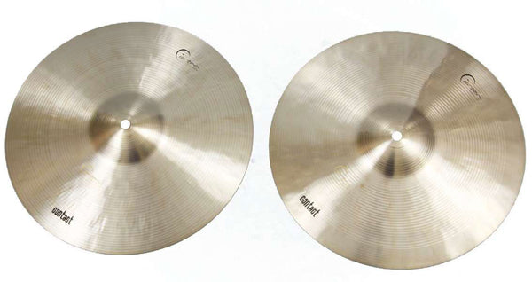 Dream Cymbals C-HH13 Contact Series 13 in. Hi Hat Cymbals
