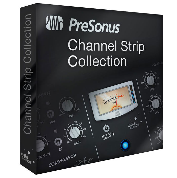 PreSonus Channel Strip Collection Add-On for Studio One [Download]
