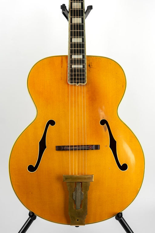 1935 Gibson L-5 97940? Special, Made for World's Fair (Pre-Owned) (Glen Quan Private Collection)
