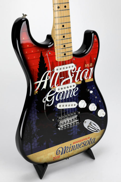 Fender 2014 MLB-All Star Game Stratocaster with Bag (Pre-Owned)