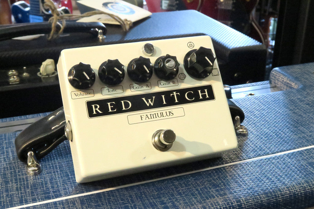 Red Witch Analog Famulus Distortion (Pre-Owned) - Bananas at Large - 2