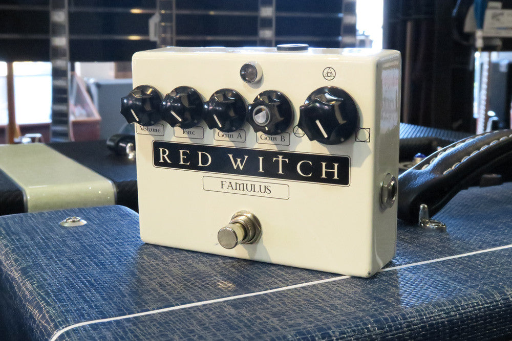 Red Witch Analog Famulus Distortion (Pre-Owned) - Bananas at Large - 3