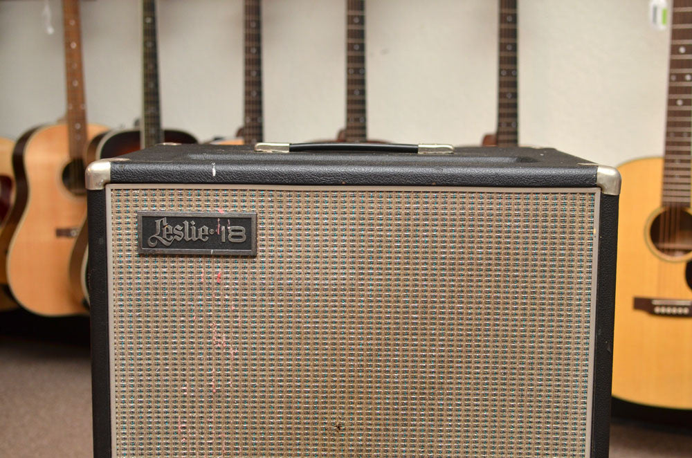 Lesilie Model 18 (1970-71) Rotating Speaker Cabinet (Pre-Owned) (Jorge Santana Collection) - Bananas at Large - 2