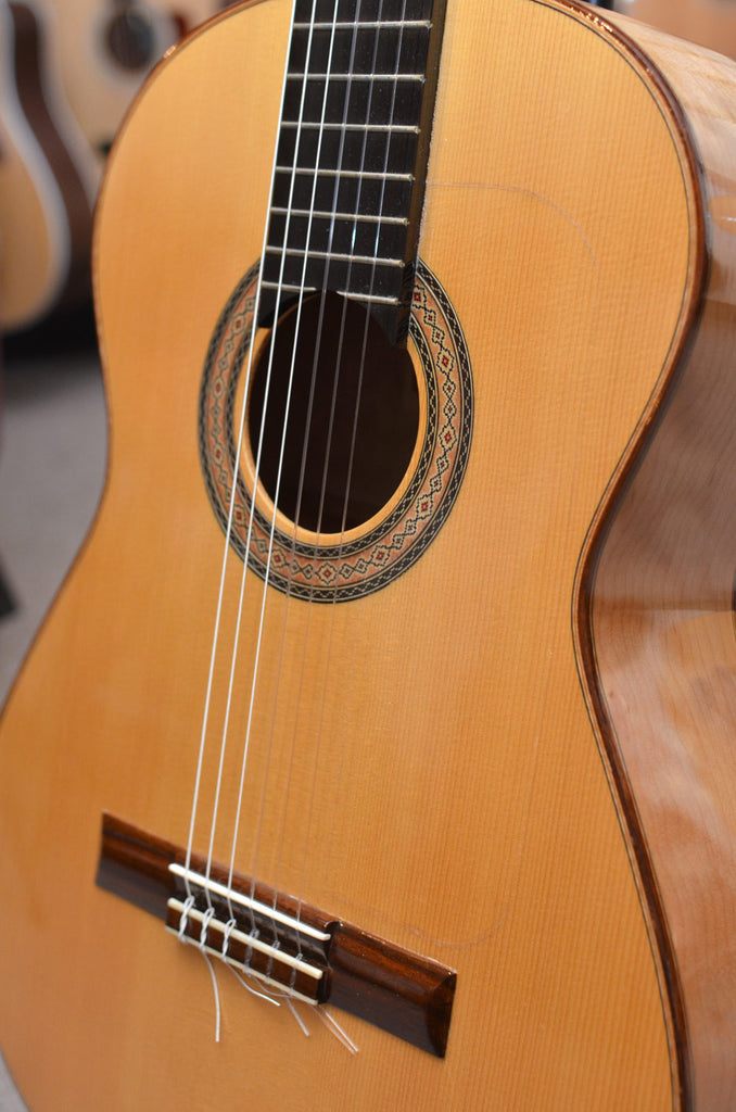 Randy Copley 2002 No. 2 Classical Guitar w/ Case (Pre-Owned) - Bananas at Large - 2