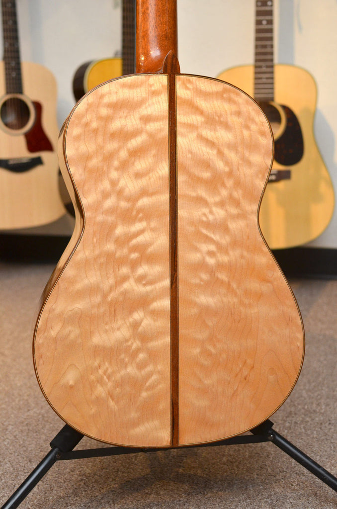 Randy Copley 2002 No. 2 Classical Guitar w/ Case (Pre-Owned) - Bananas at Large - 7